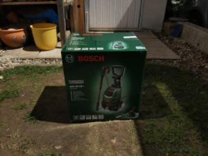 Bosch AQT 37-23+ Test - Verpackung